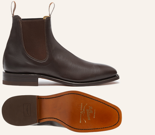 Kangaroo Craftsman boot
