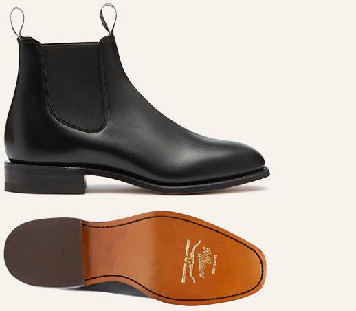 Classic Craftsman boot
