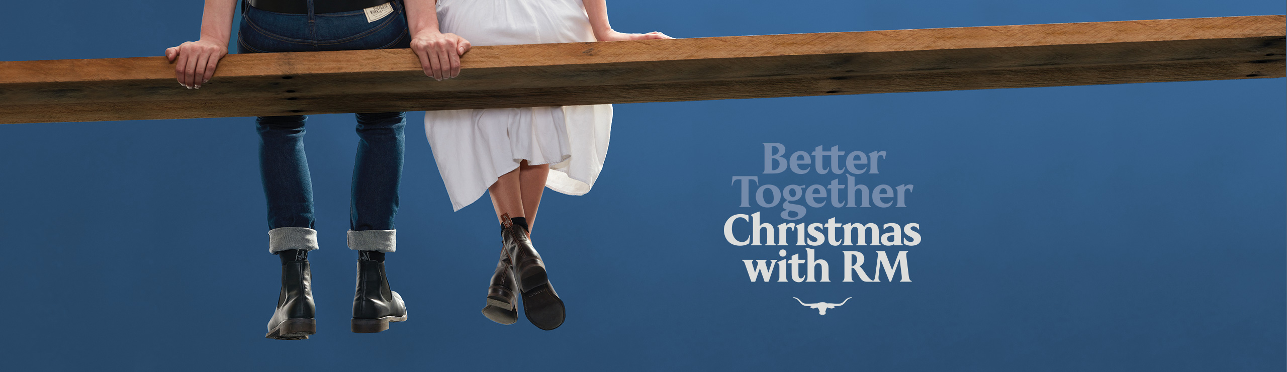 R.M.Williams Better Together Christmas with RM