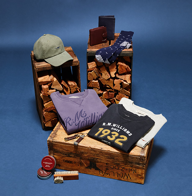 R.M.Williams Christmas Mens Shop Gifts Under $100